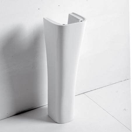 Colonne de lavabo en céramique Olympia