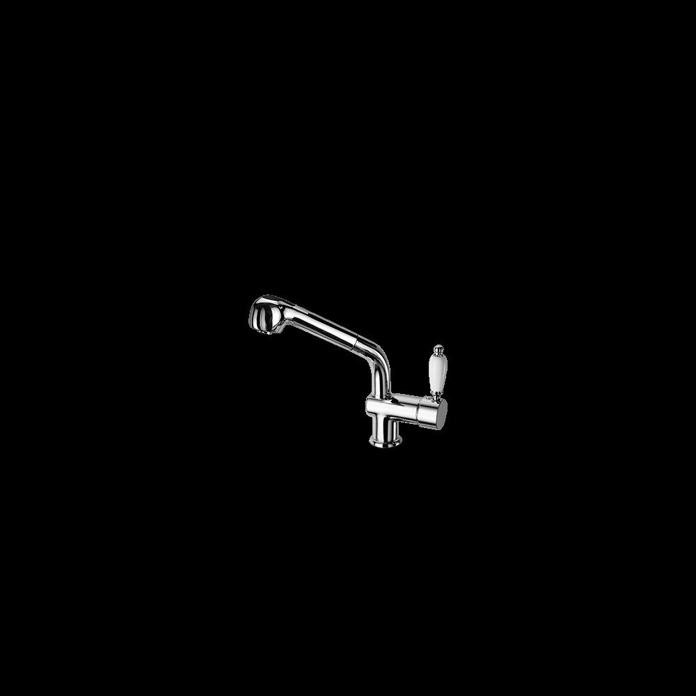 Robinet de cuisine avec douche Gaboli Flli robinets