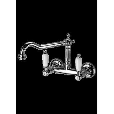 Robinets muraux pour robinets de cuisine Gaboli Flli