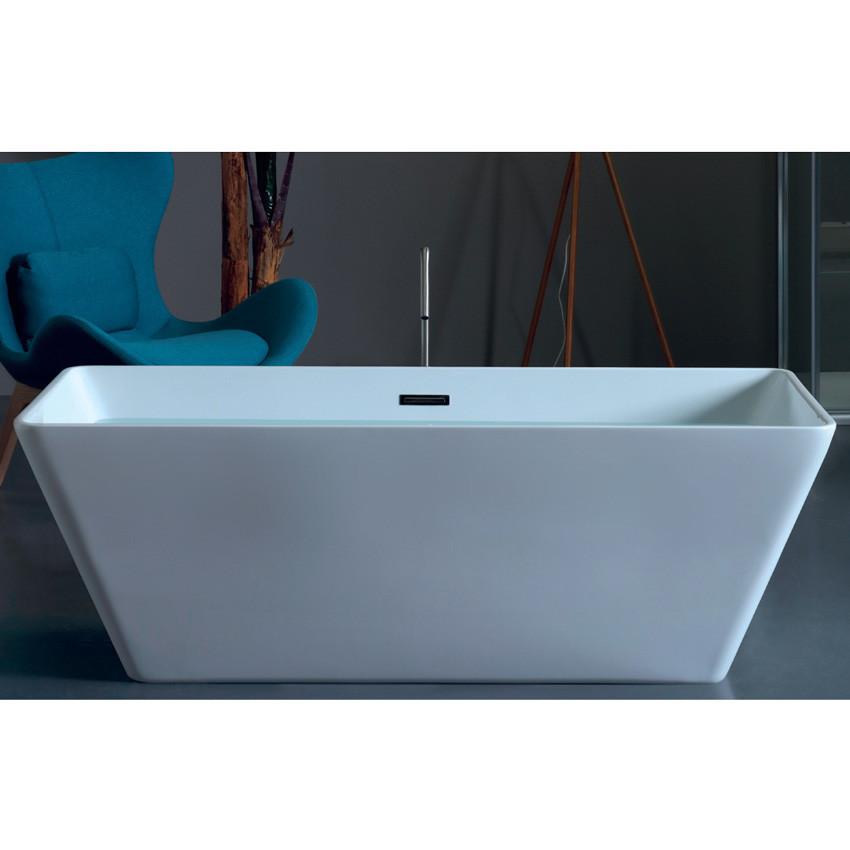 vasca da bagno rettangolare prezzi Iris 160