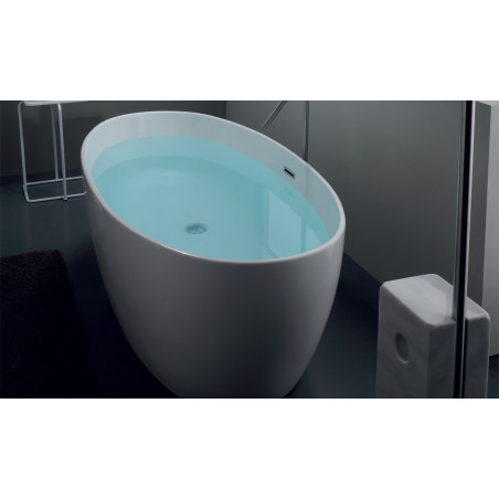 vasca da bagno ovale prezzi Silene 170