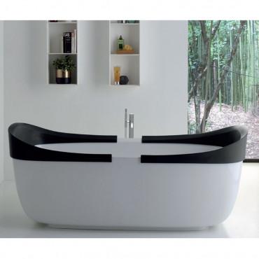 prix baignoire ovale Bateau 180