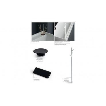 Accessoires de baignoire Quadra 180