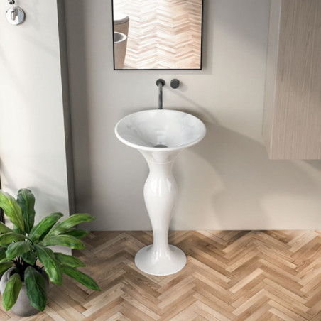 Formosa Olympia ceramica freestanding sinks
