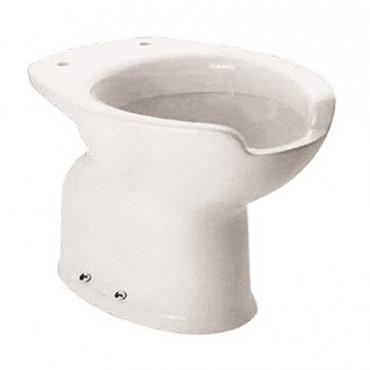 Toilettes sur pied...