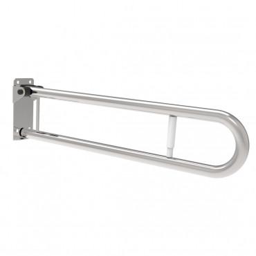 Poignée pliante en acier inoxydable Ital-Secure by Goman pour personnes handicapées 60