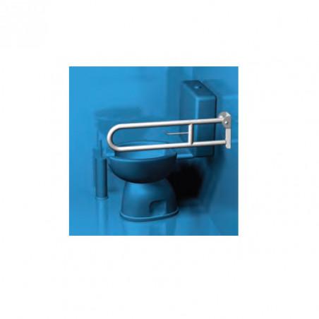 exemple de positionnement du guidon Ital-Secure by Goman pour personnes handicapées