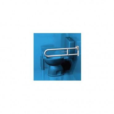 Exemple de positionnement de la poignée désactivée Ital-Secure by Goman
