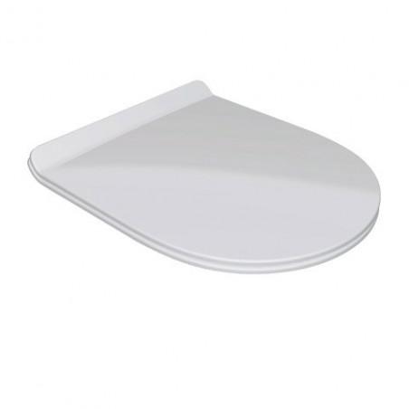 couvercle de cuvette de toilette Clear Olympia Ceramica