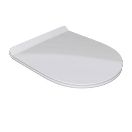 abattant WC Clear Olympia Ceramic