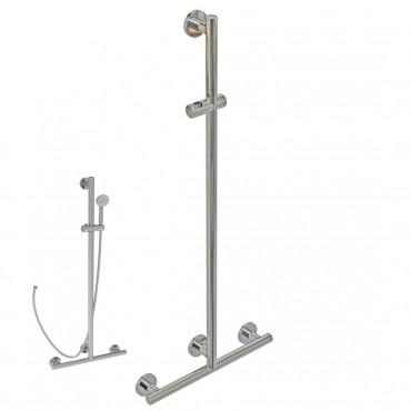 Barre de douche en acier inoxydable Goman pour handicapés