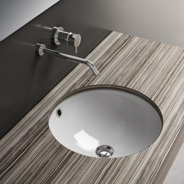 Olympia Ceramica undermount washbasin