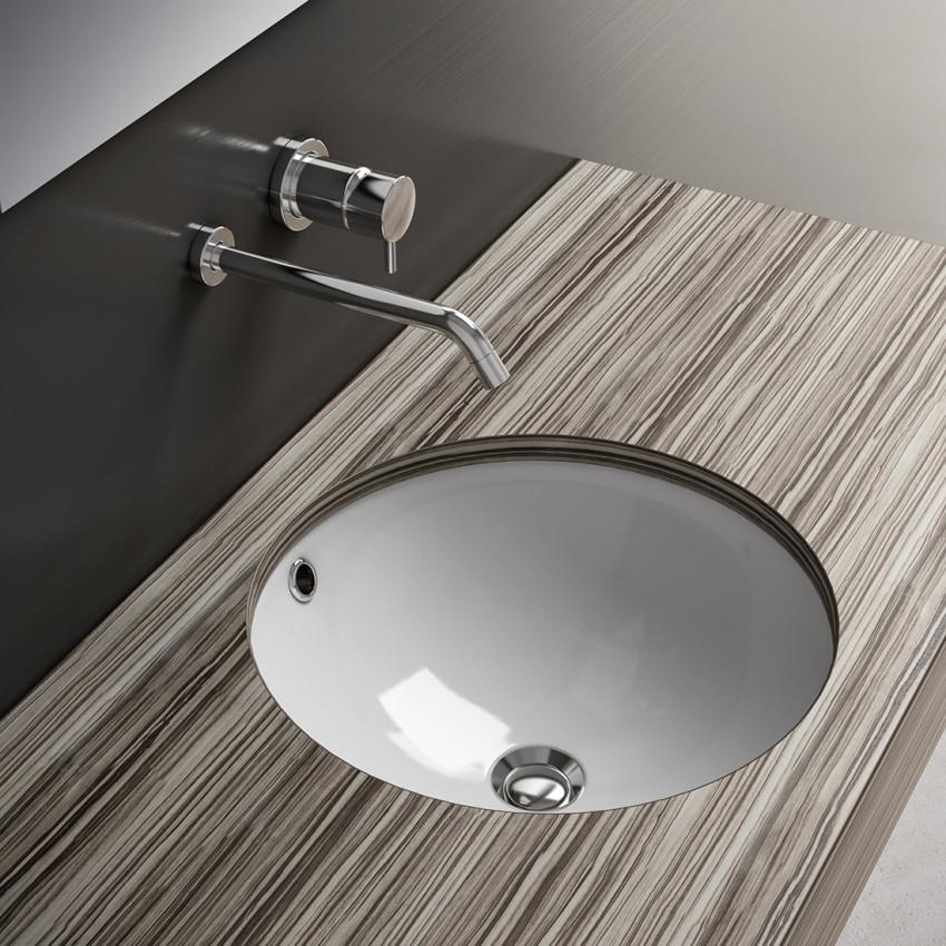 Vasque sous plan Olympia Ceramica