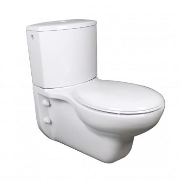 Baño alto para ancianos Goman