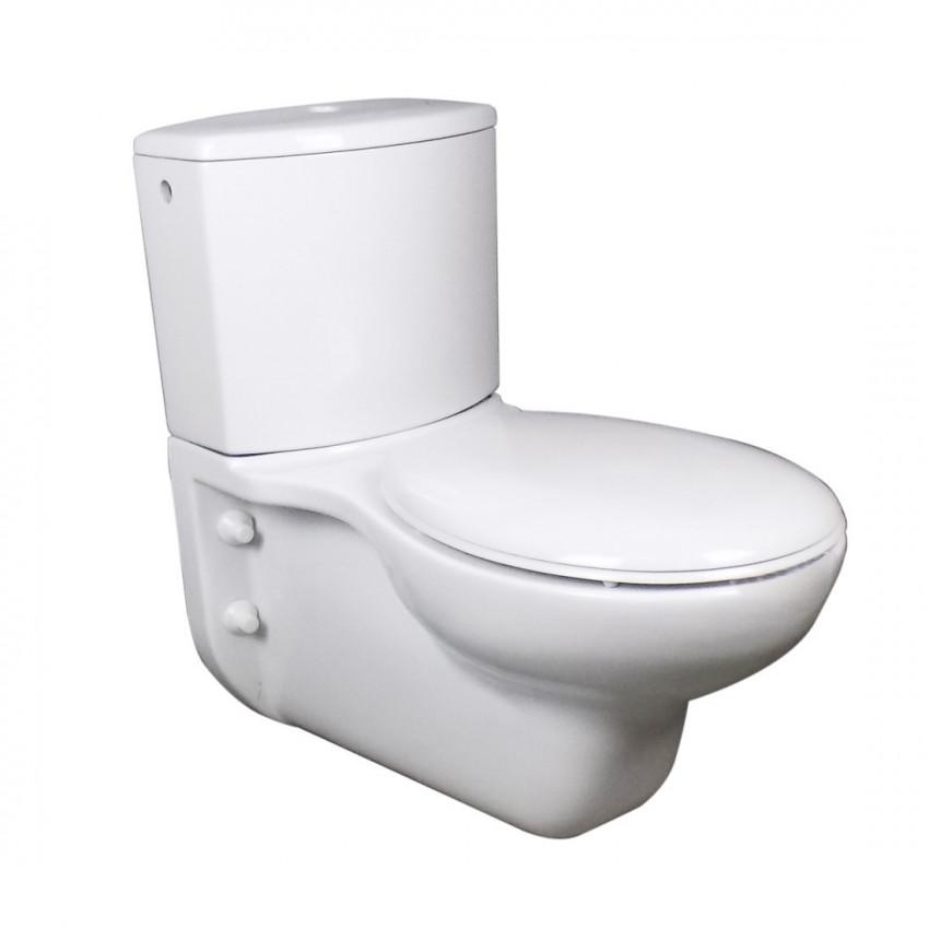 Toilette haute pour les personnes âgées Goman