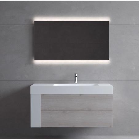 Meuble de salle de bain design moderne Blues 2.0 BMT Bagni