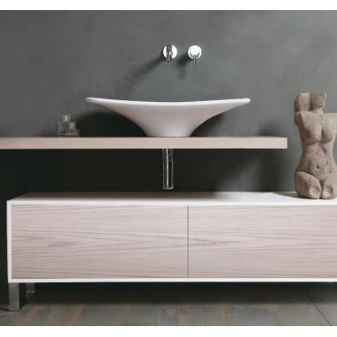 Olympia Ceramica suspended washbasin top