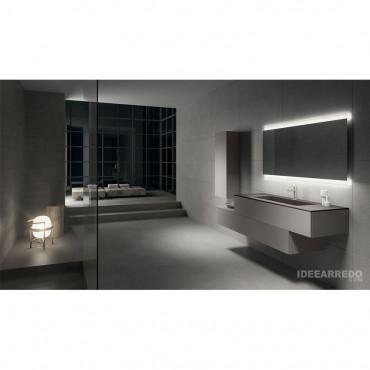 meuble de salle de bain à tiroirs décalés Blues 2.0 BMT
