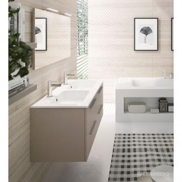meuble de salle de bain double vasque Blues BMT Bagni