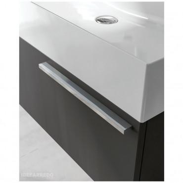 lavabos de salle de bain avec armoires Mercury BMT Bagni
