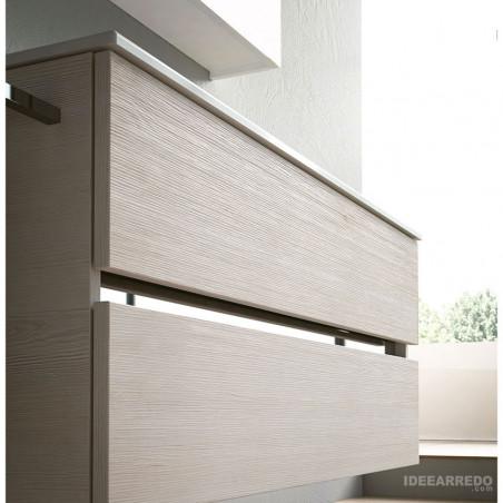 prix des meubles de salle de bain suspendus Moon BMT Bagni