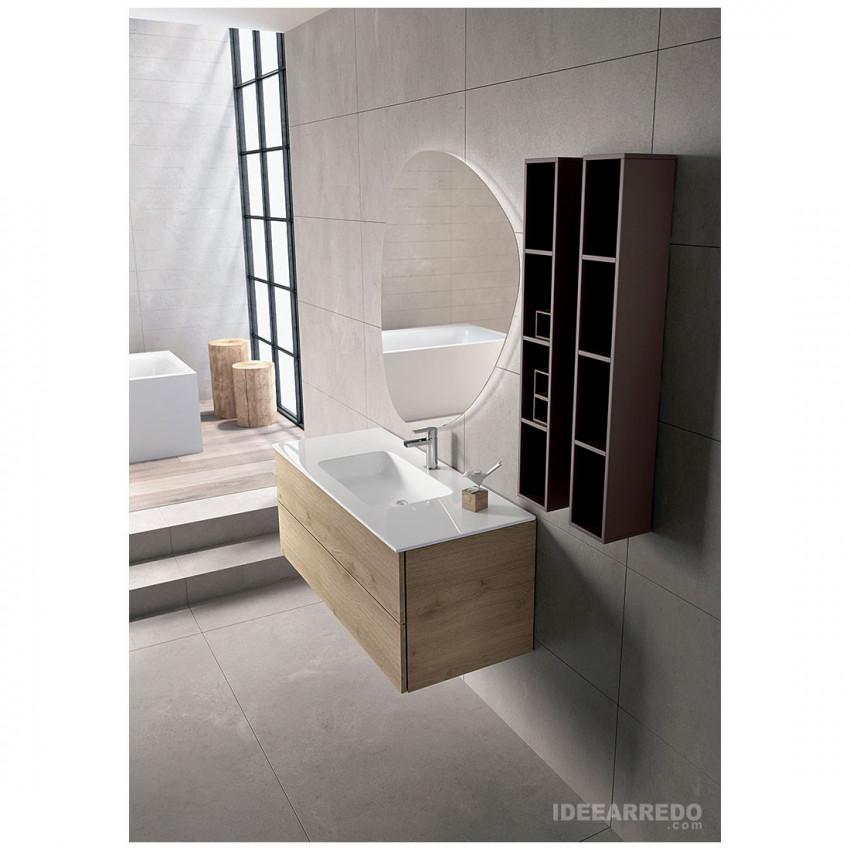 mobile da bagno in legno Blues 2.0 Bmt Bagni