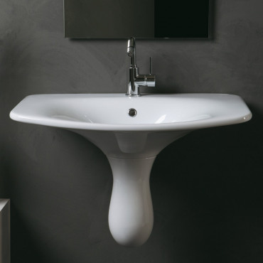 Lavabo rectangulaire...