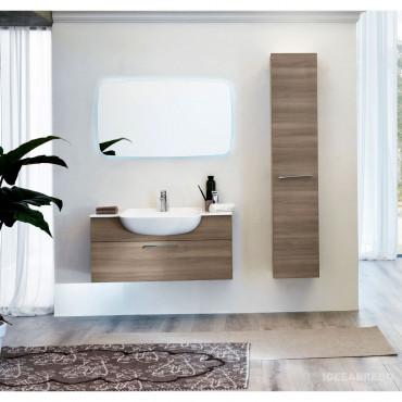 Mueble de baño de madera Blues BMT Bagni