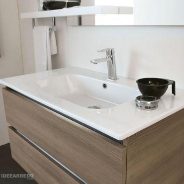 meuble de salle de bain en bois Swing BMT