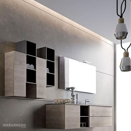 mobile bagno design moderno Blues 2.0 BMT Bagni