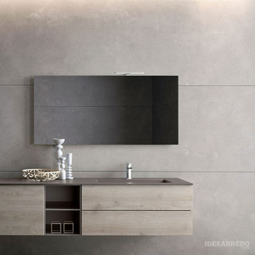 mobile bagno sospeso design Blues 2.0 Bmt Bagni
