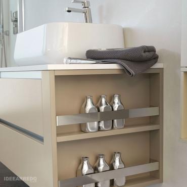 meuble de salle de bain contemporain Bmt Bagni