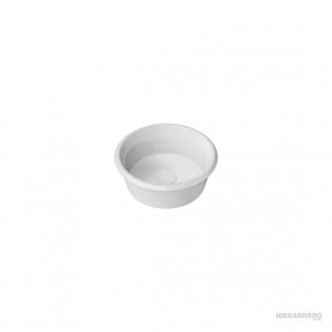 lavabo da incasso soprapiano Olympia ceramica Vynil