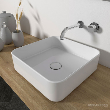 Smash Olympia ceramic countertop sink 40 cm