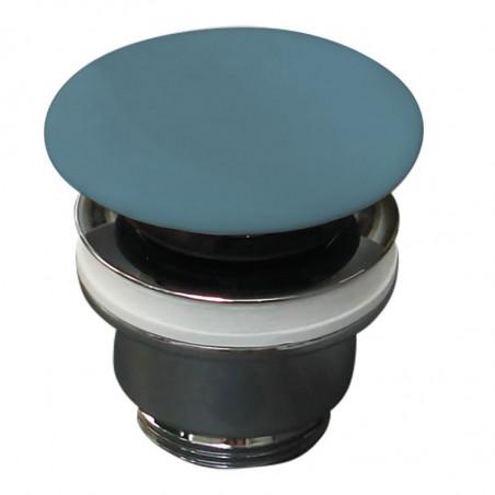 clic clac en céramique Olympia turquoise mat