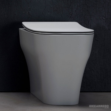 Inodoro sin reborde Synthesis Eco Olympia Ceramic