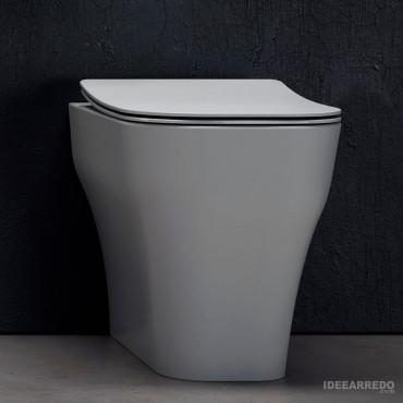 Toilette sans rebord Synthesis Eco Olympia Ceramic
