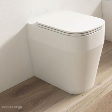 Spülrandlose Toilette Tutto Evo Olympia Ceramica