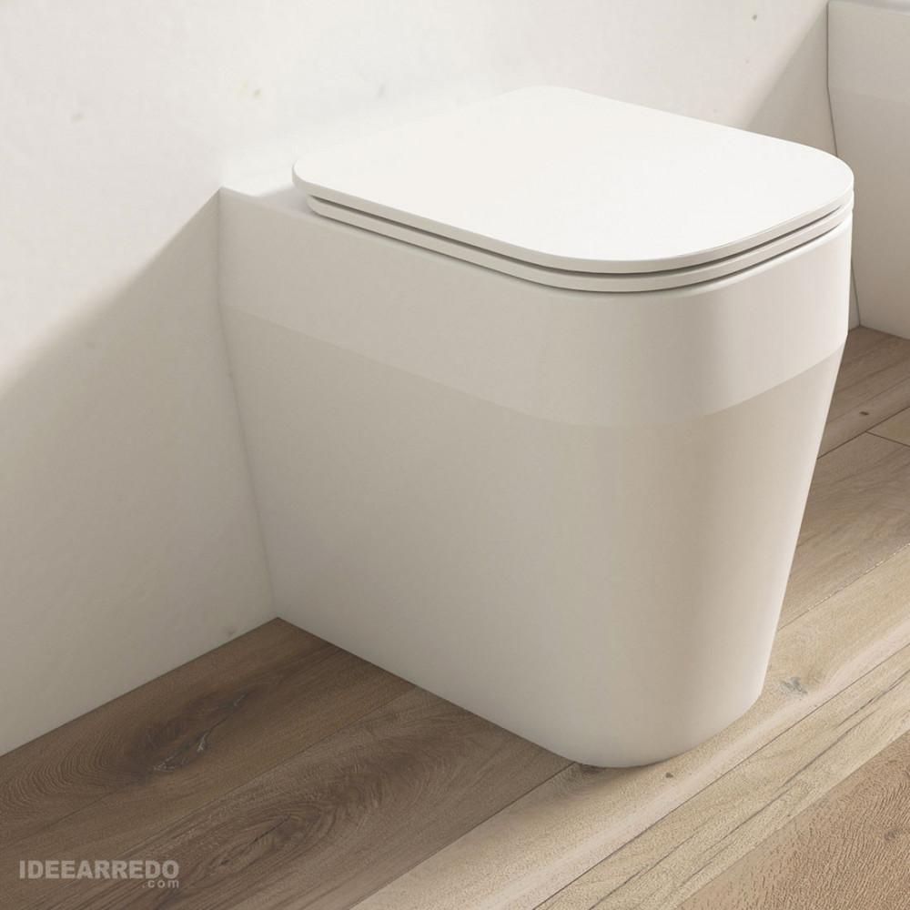 toilettes sans bride Tutto Evo Olympia Ceramica