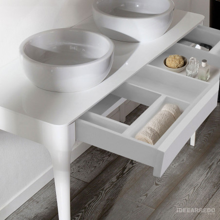 sortie de meubles de salle de bain Impero Olympia Ceramica