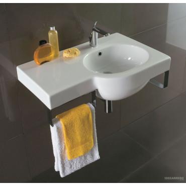 Lavabi bagno sospesi 75 cm Nicole Olympia Ceramica