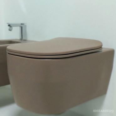 Toilette colorée Tutto Evo Olympia Ceramica
