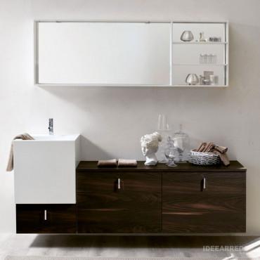 Mueble de baño de diseño funky 01 BMT Bagni