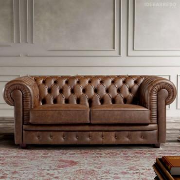 Gallese Chesterfield-Sofa IDEEARREDO.com