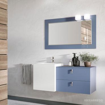 Badmöbel ausgefallenes Design 06 BMT Bagni