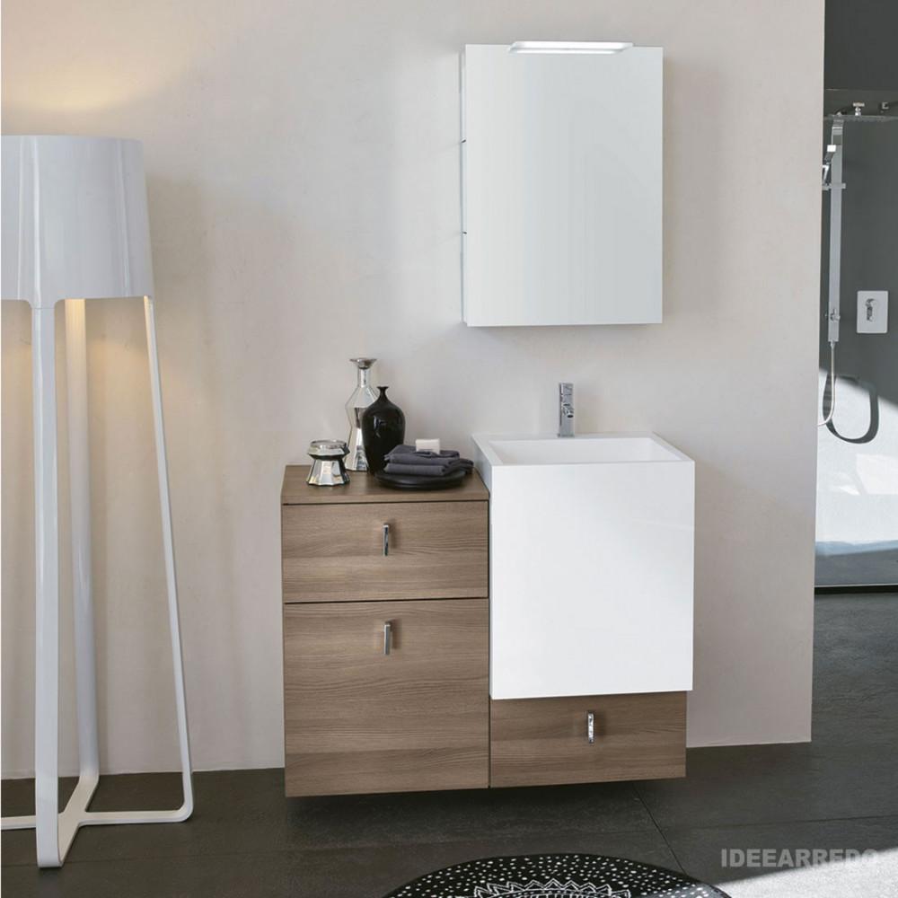 Mobile lavabo bagno design Funky 04 BMT Bagni