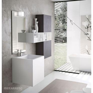 Mueble de baño de diseño funky 07 BMT Bagni