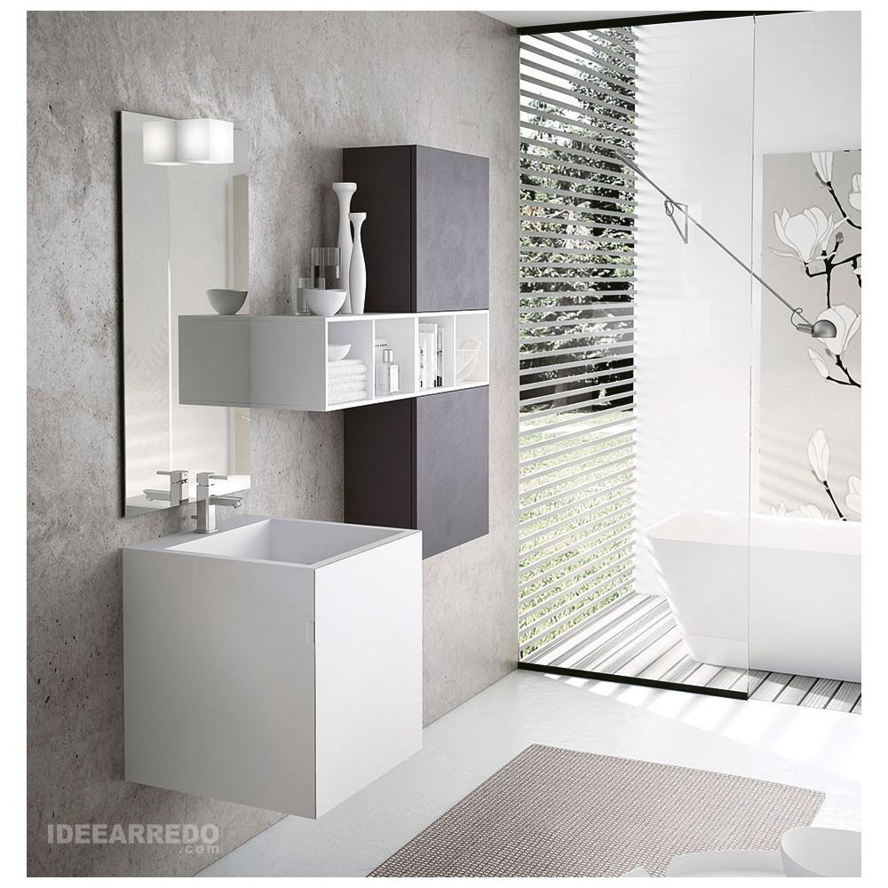 Mobiletto bagno design Funky 07 BMT Bagni