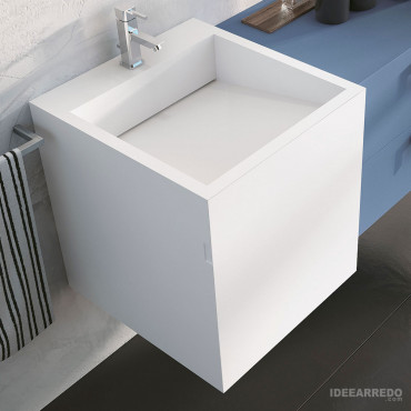 mobile bagno salvaspazio design Funky 07 BMT Bagni