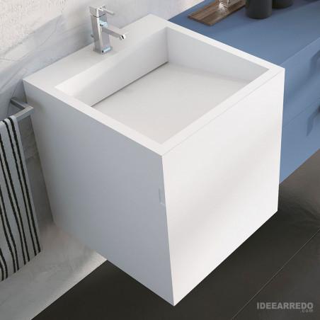 meubles de salle de bain peu encombrants design Funky 07 BMT Bagni